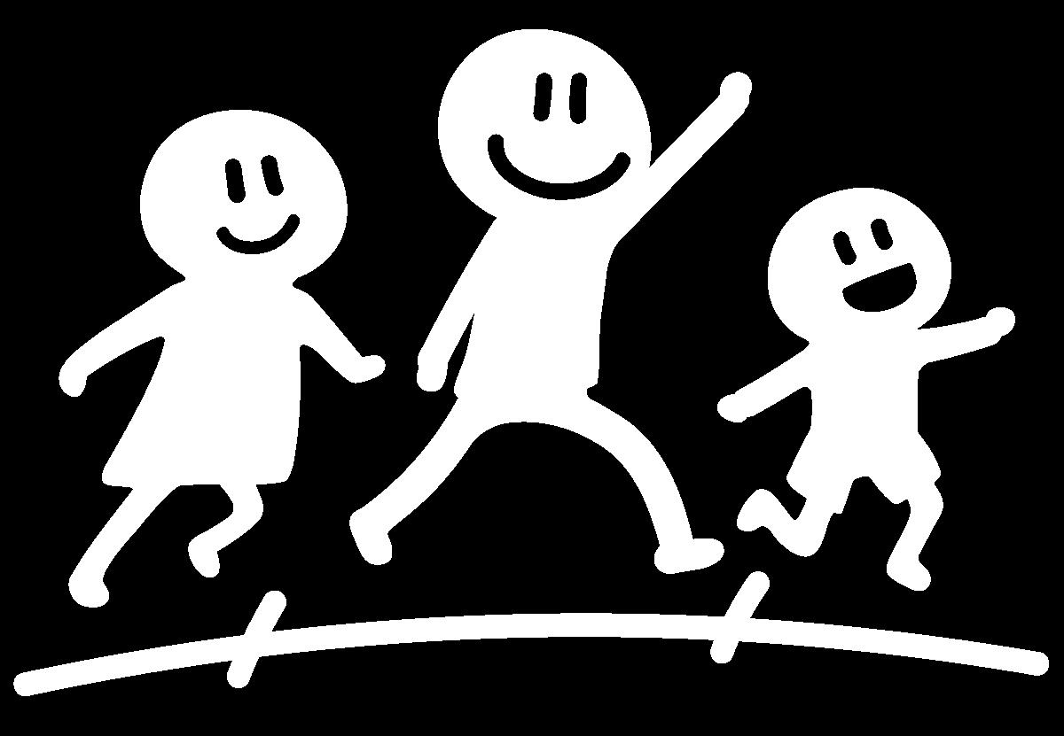 trois personnages